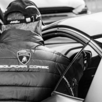 Squadra Corse Lamborghini - Supercar Experience - Mont Ventoux - France