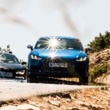 Stardust Light Audi Duo - Supercar Experience - Mont Ventoux - France
