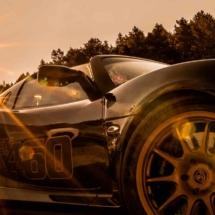 Stardust Lotus N°13- Supercar Experience - Mont Ventoux - France