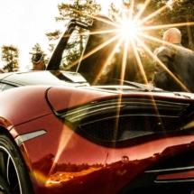 Stardust McLaren N°2- Supercar Experience - Mont Ventoux - France
