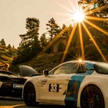 Stardust McLaren N°20 - Alpine N°33- Supercar Experience - Mont Ventoux - France