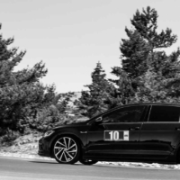 VW Golf N°10 - Supercar Experience - Mont Ventoux - France